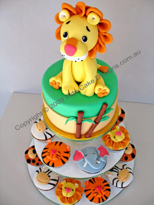 Dog Cake for Kids - Dog Birthday Cake - Puppy Cake - Kaboose.com
