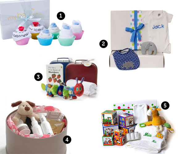 Gorgeous Baby Gifts Australia : New baby gift hamper ideas the australian