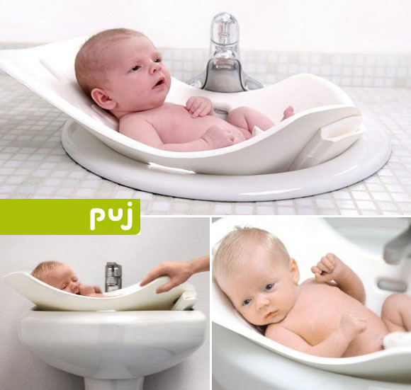 puj baby bath tub at urban baby the australian baby blog. Black Bedroom Furniture Sets. Home Design Ideas