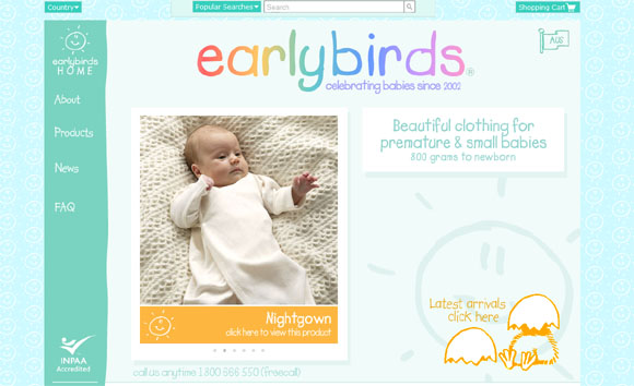 Premature Baby Gifts Australia : Premature baby clothes at earlybirds the australian