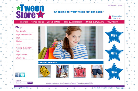 Stores for Girls - Where Tween Girls Shop