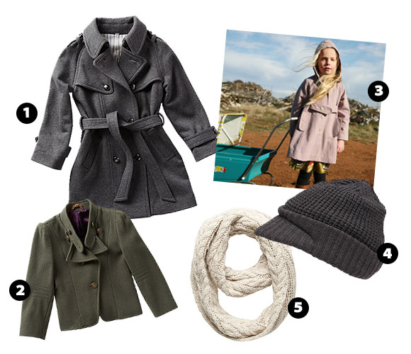 Stay Warm Girls Winter Clothes The Australian Baby Blog