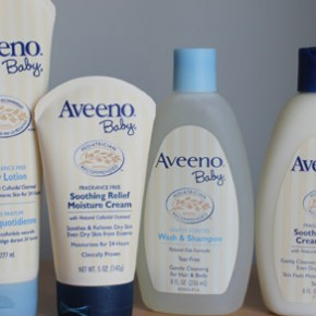 Aveeno Baby is Awesome