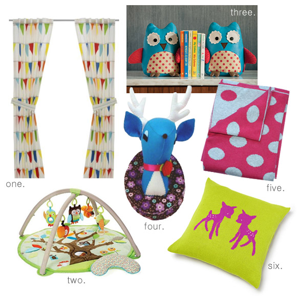 Brighten Up your nursery! | The Australian Baby Blog
