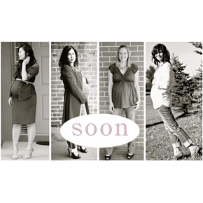 Soon Maternity's Blogger's Style Challenge