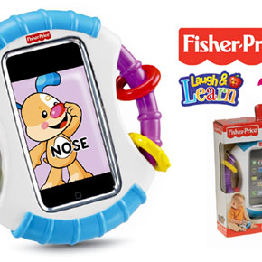 Fisher-Price Laugh & Learn Apptivity Case review