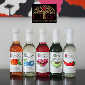 Delicious Classic Cordials by Alchemy Cordial - Giveaway! (Closed)