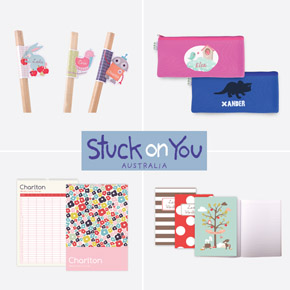Back To School with Stuck On You!