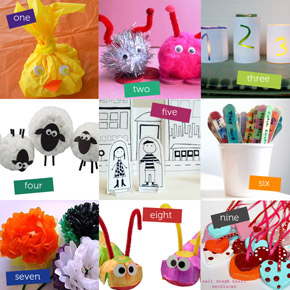 9 Fun Craft Ideas for Kids