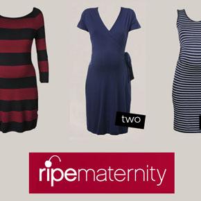 Beautiful Maternity Dresses at Ripe Maternity