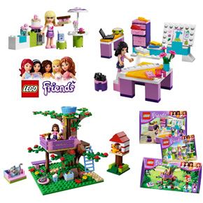LEGO Friends is awesome!