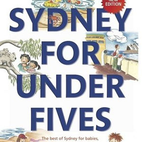Sydney For Under Fives - the book!