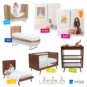 Nursery Furniture & Decor By Ubabub