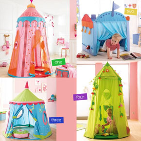 Gorgeous Play Tents for Kids at Entropy Toys