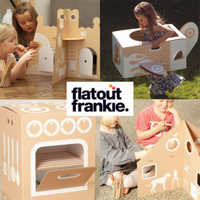 Flat Out Frankie - Flatpack Cardboard Toys