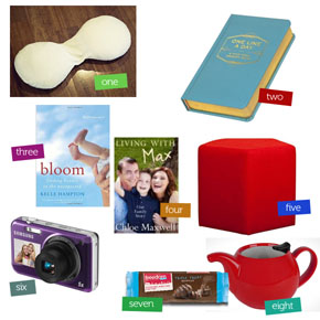 8 Great Presents for Mums to Be!
