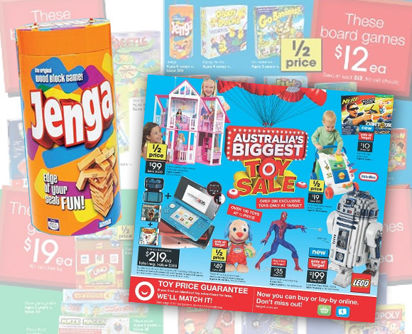 Target Toy Sale Australia : Big mid year toy sales on now online instore the