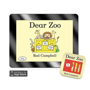 The Dear Zoo iPad App!