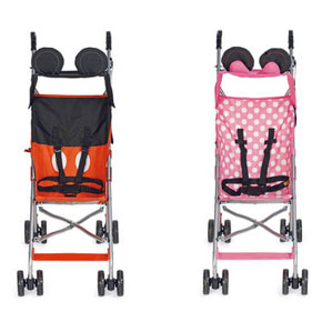 Super cute Disney strollers at Big W!