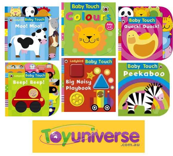 Baby Touch Boardbooks At Toy Universe The Australian Baby Blog