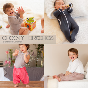 Beautiful & Comfortable Childrenswear by Cheeky Britches