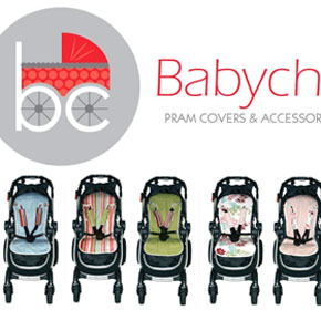 Pram Liners, Covers and Accessories by Babychic