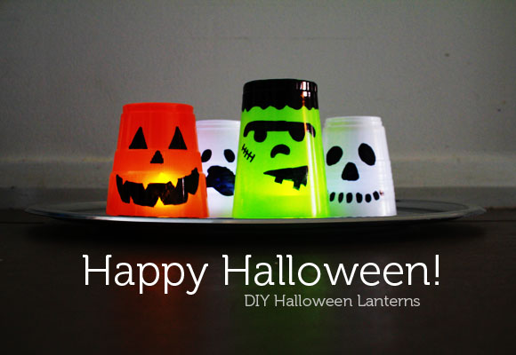 its - How To Make Halloween Lanterns