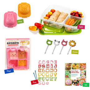 Make School Lunches Awesome - Bento with Love