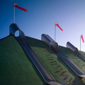 Cool Playgrounds: Blaxland Riverside Park, Sydney