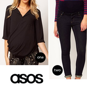 ASOS Maternity Blogger's Christmas Competition!