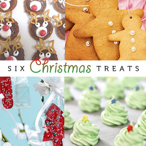 6 Christmas Treats for Kids