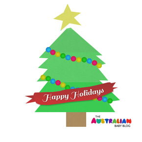 Happy Holidays from The Australian Baby Blog!