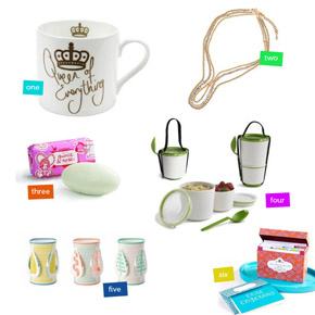 6 Great Presents for Mum at My Favourite