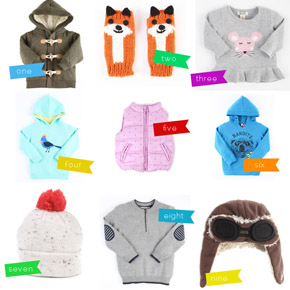 Cotton On Kids - Autumn Wear &amp; Accessories