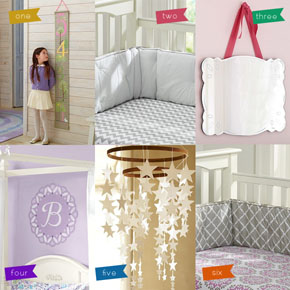 Pottery Barn Kids - Now ships to Australia!