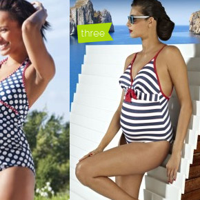 Aqua Maternity - Swimsuits