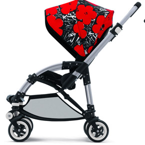 Andy Warhol + Bugaboo