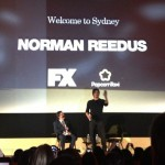 Norman Reedus in Sydney, January 2013